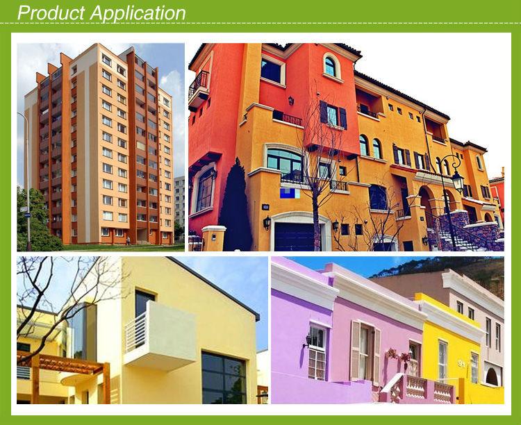 Berocks exterieur verf 18l exterieur waterbasis huis verf buy product on - Exterieur kleur eigentijds huis ...