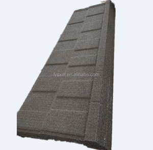 Stone coated roofing tiles price,metal roof tile