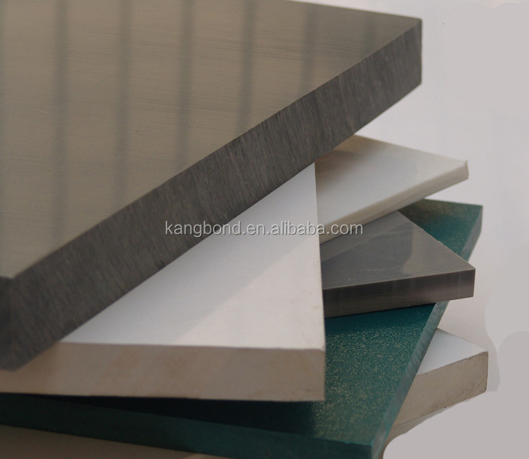 PVC Foam Panel / PVC Foam Board / <strong>Plastic</strong> Sheet for Building Construction <strong>Materials</strong>