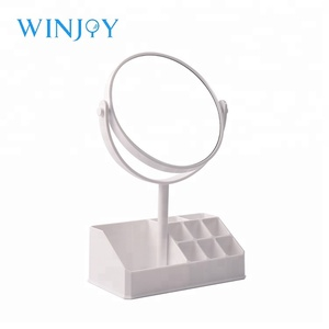 Cheap price customize two way plastic mirror plastic frame table mirror sheet