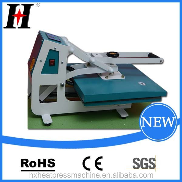 Chinese Factory QX-AA3-A sublimation heating press to cloth