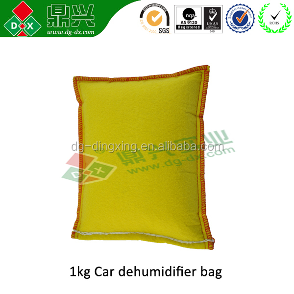 500g Bamboo activated carbon absorbing odor bag car dehumidifying bag
