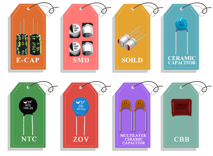 Cheap 07D511K 5D471K 14D101K Zov Varistor Metal Oxide Varistor MOV 07D511K