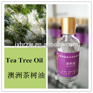 Wholesale Supplier cleanser raw material yeast infection tea tree oil in capsules