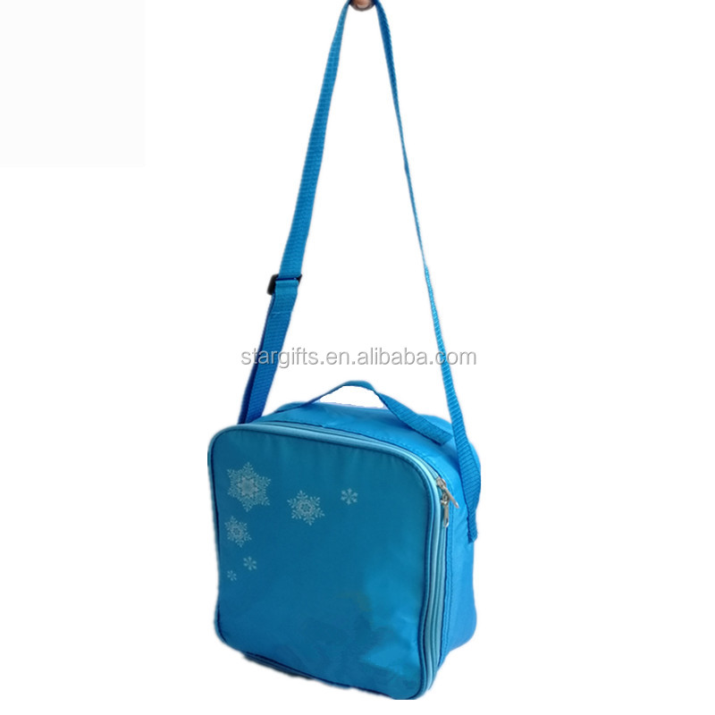 Custom Wholesale Fashion Leak-proof Outdoor Picnic Lunch Bag with Zipper