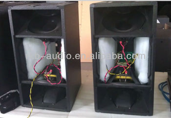 Q1 Line Array Empty Cabinet