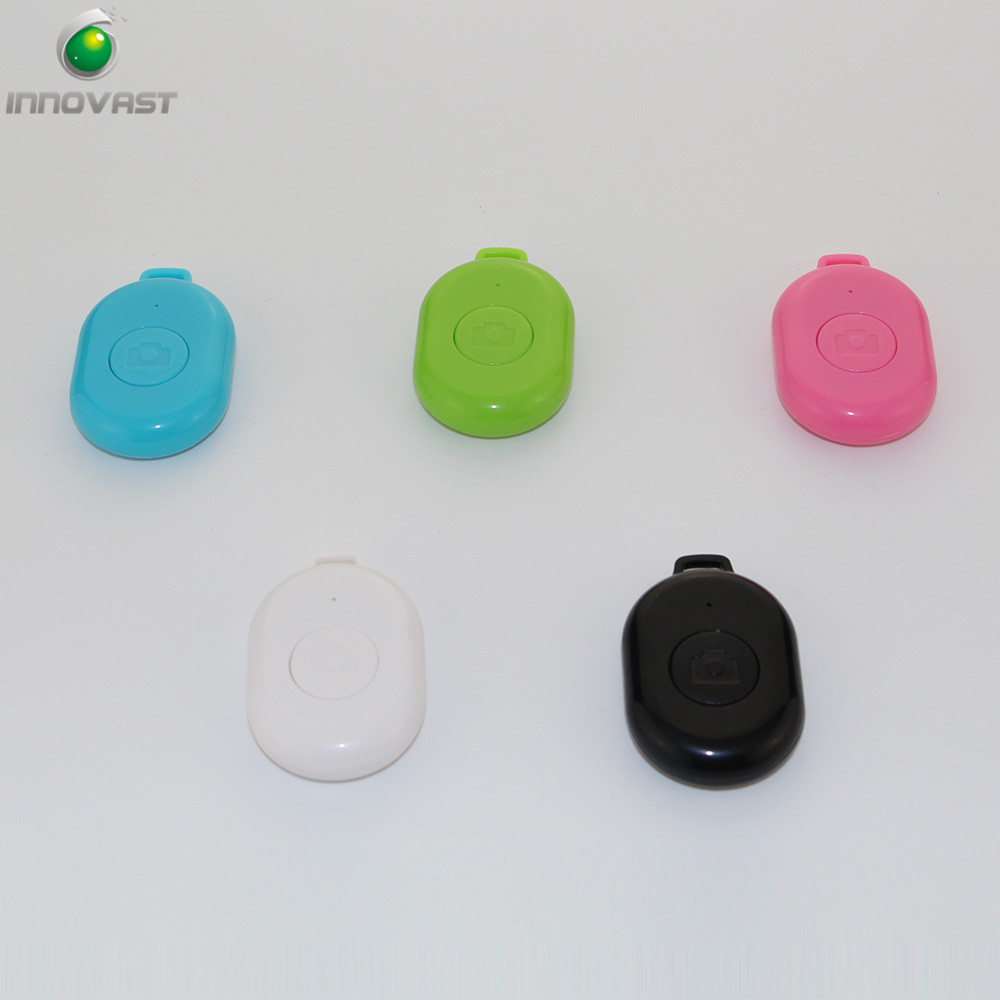 New arrival bluetooth remote control self-timer for IOS and Android systems