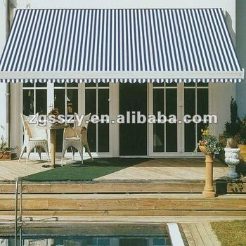 Auto Retractable Fabric Caravan Awning - Buy Auto Awning ...