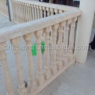 Modern Design For Indoor Balcony Railing Ceramic Baluster - Buy ...