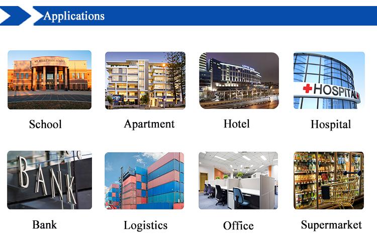 HF Security HF6000 China Leading Fingerprint Scanner Supplier
