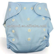 2013 Popular baled baby diapers washable reusable breathable and baby diaper
