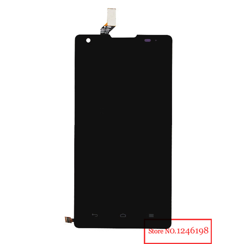 Black High Quality Full LCD Display Touch Screen Digitizer Assembly For Huawei G700 Replacement Parts Free Shipping