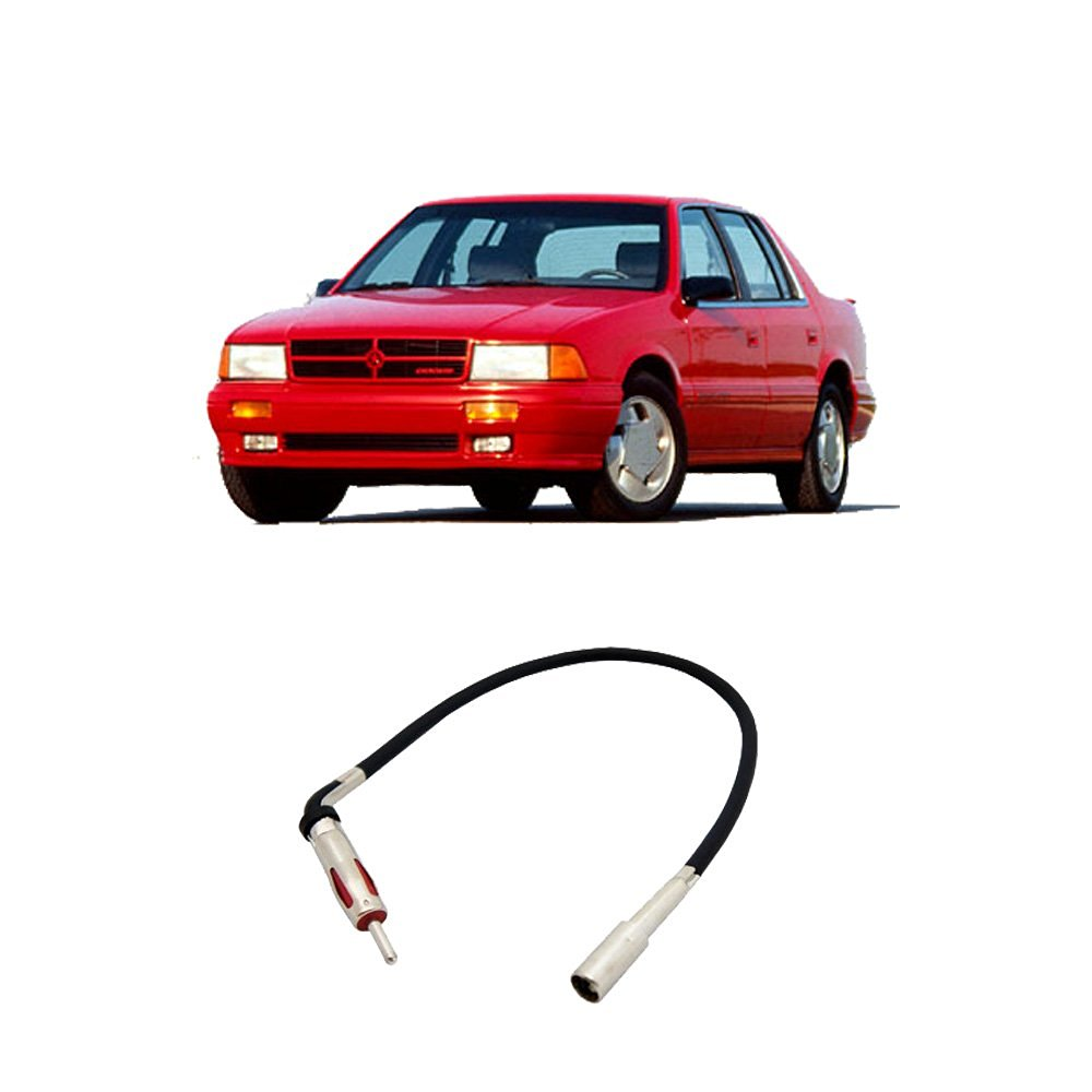 Get Quotations · Dodge Spirit 1989-1995 Factory Stereo to Aftermarket Radio  Harness Adapter