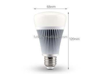 Mi.light Led Lighting 8w E27 Wifi Smart Commercial Lighting Bulb ...