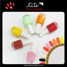 OEM Pure color nail polish candy colors matte nail polish