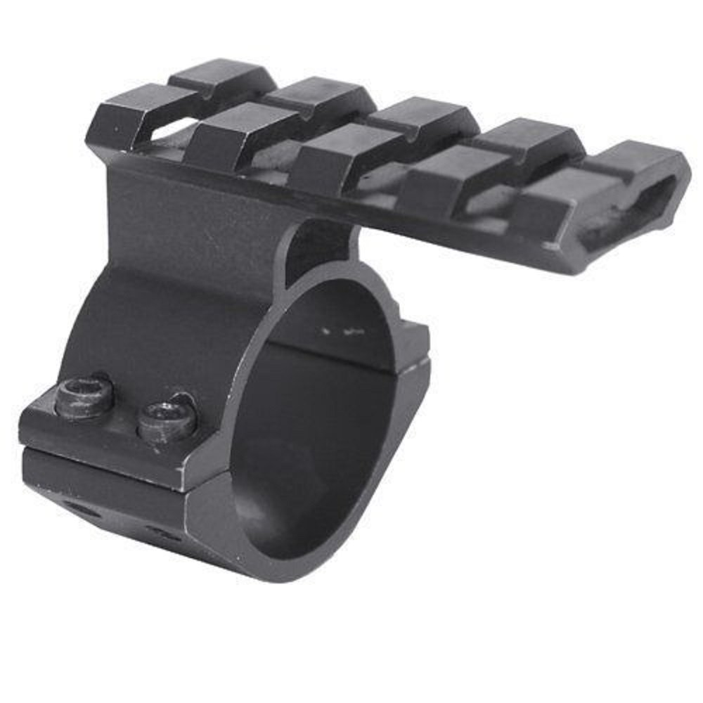 "TufForce 1"" Tube Mount, fit on scope,Gauge Shotgun barrel or Magazine Tubes-- Remington 870/1100 11-87 SP-10 Mossberg 500/835; Maverick 88, Winchetser 1300, MT-25T4"