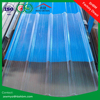 Corrugated Colorful Fibreglass Reinforced Polyester Transparent FRP Sunlight Sheets