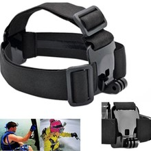 Hot Go pro Accessories Monopod Tripod Float Bobber Chest head strap For Gopro Hero 4 3