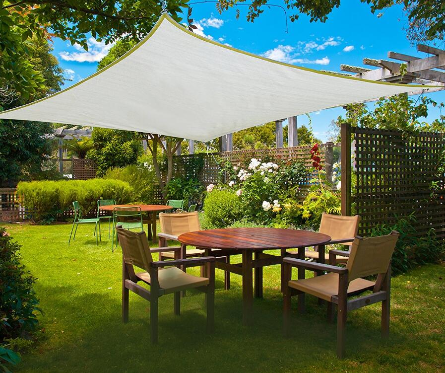 New Design Garden Shade Canopy Sail Custom Sun Shades For ...