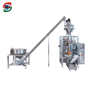 Adult bagged baby milk powder packing machine for 100g starch