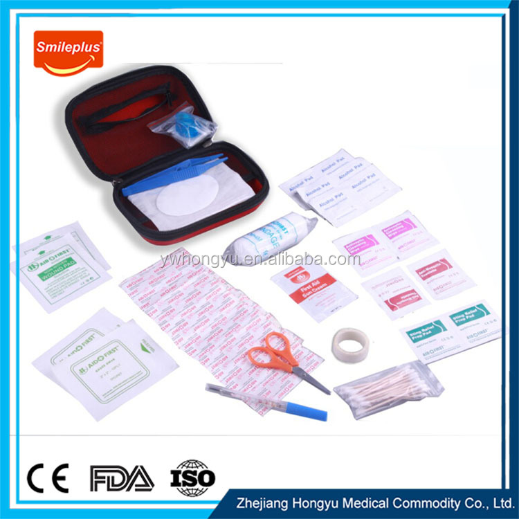 Website Selling Promotional Travel Medical First Aid Kit Bag