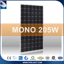 Tilt Superior New Excellent Material 72pcs Monocrystalline Solar Cell 6X6