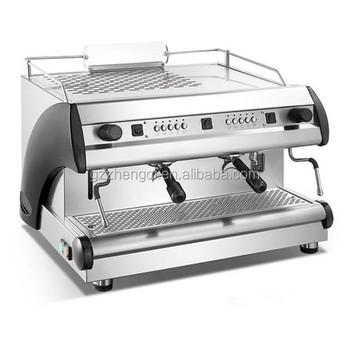Factory Price 2 Heads Coffee Machine Espresso Prices Professional Machines Zqk