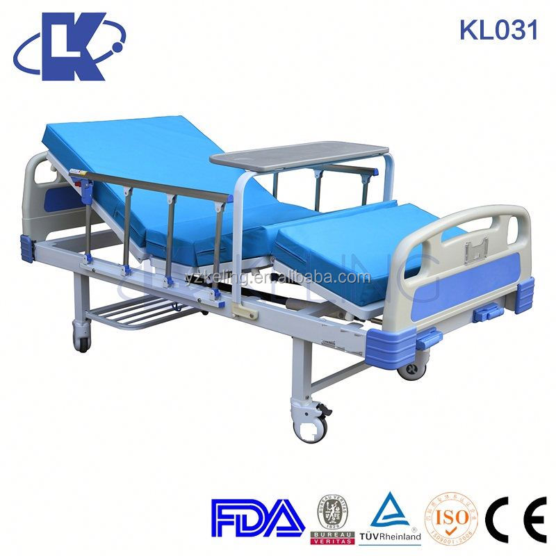 HOT SALE 3 function hill rom five function electrical hospital bed