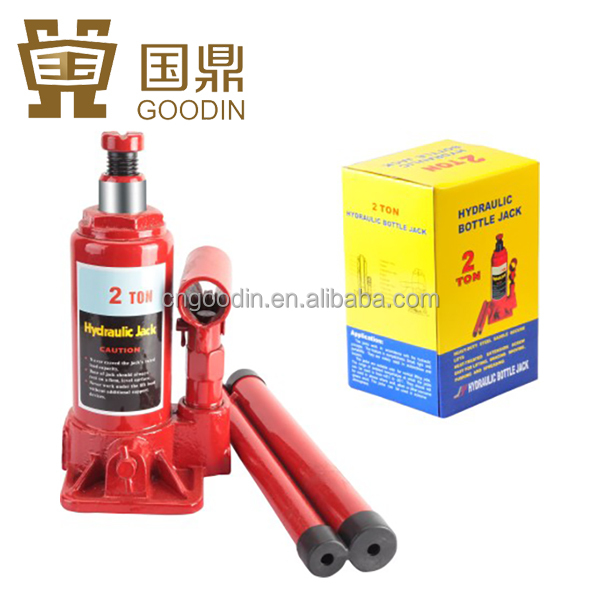 MINI HYDRAULIC JACK 30 TON AIR BOTTLE