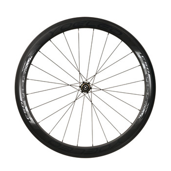 China Lightweight SAT 700C Racing Carbon Road Bike Cycling Clincher Wide 50mm Wheelset For Sale Bicycle Wheel