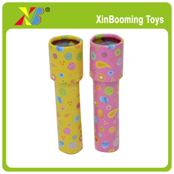 Promotional gift paper kaleidoscopes