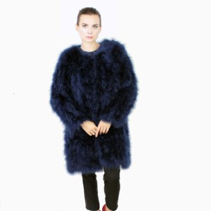 2fb89dfc4f Ostrich Feather Coat Wholesale
