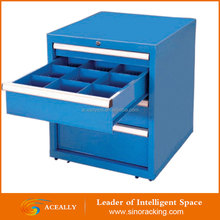 Industrial OEM tool box trolley cabinet with wheels