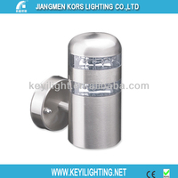 IP44 stainless steel outdoor led wall sconce(ST023)