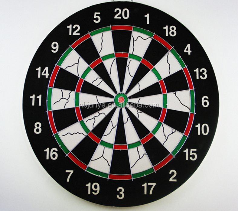 Free Sample Indoor Games Plastic Dart Board for Children