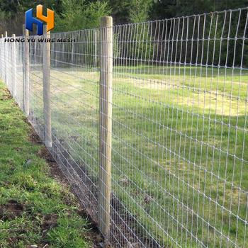 Good Price Braided Farm Iron Fences
