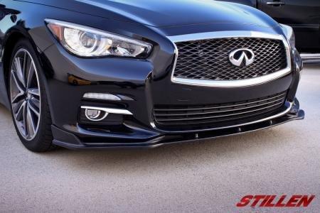 STILLEN 2014-15 Infiniti Q50 Premium Front Splitter