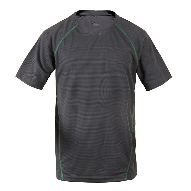 c1c959779e93 Get Quotations · Paw Brand COOLMAX Sports Quick Dry Outdoor T-Shirt Men  Summer Breathbale Lightweight Short Run