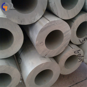 high quality OD 8mm 6063-T5 aluminum tubes supplier