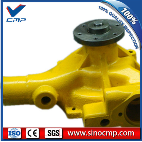 AT excavator pc200-5 water pump 6D95 part number 6206-61-1100