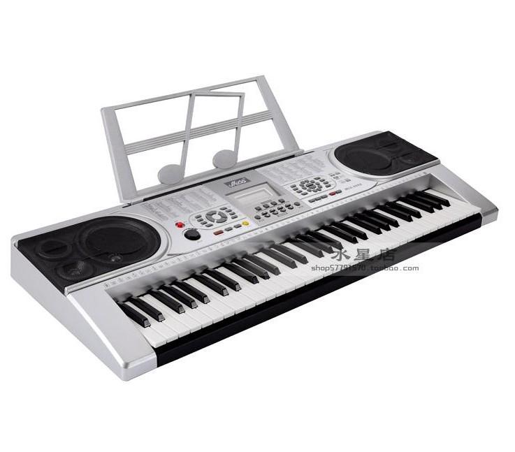 mls 9688 professional keyboard 61 usb key piano keyboard free shipping inelectronic organ from. Black Bedroom Furniture Sets. Home Design Ideas