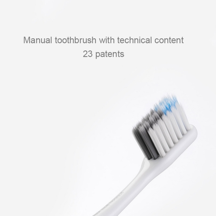 Alibaba Wholesale New 4 in 1 Original Xiaomi Mijia Dr.Bei Bass Method Soft Toothbrushes