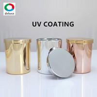 PP ABS plastic spray UV coating
