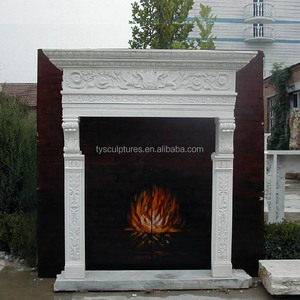 Indoor Used Fireplace Mantel Supplieranufacturers At Alibaba