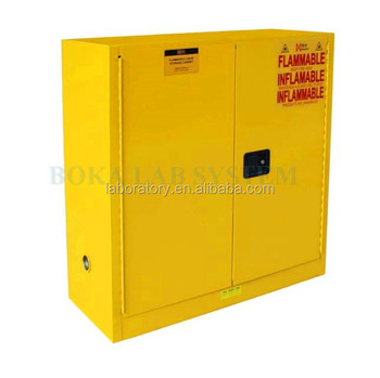 Laboratory Safety Storage Cabinets Chemical Flammable Cabinet For