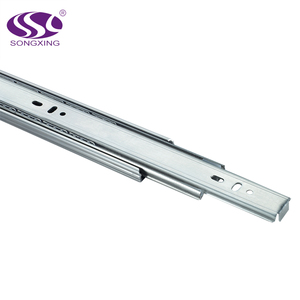 Jieyang stainless steel telescopic channel fixing drawer slides