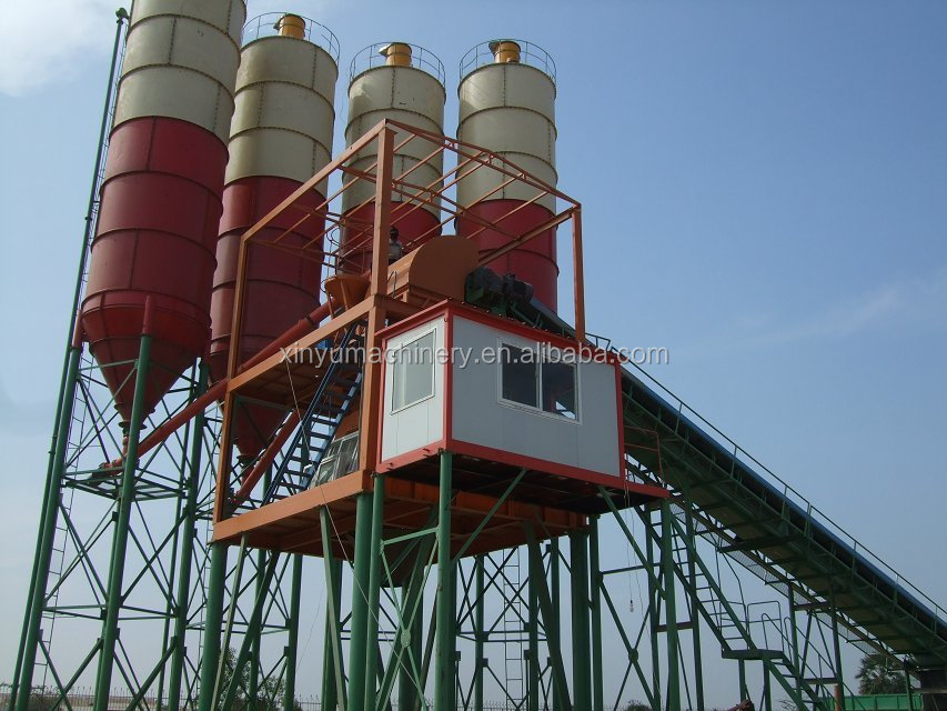 Automatic Or Manual Asphalt Mixing Plant With Bag Dust Filter