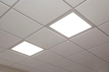 Gypsum Board Ceiling Board Ceiling T Grid Ceiling Rail
