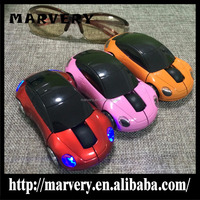 Wireless Race Car Computer Mouse With 1600dpi mouse wireless