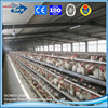 metal net wall corrugated sheet roof steel structure chicken building and prefab chicken building